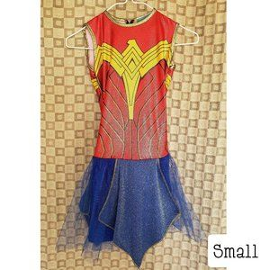 Wonder Woman Justice League Costume NEW